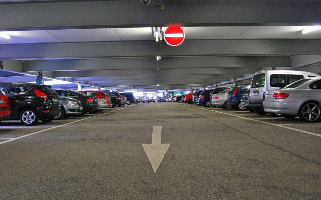 Los 5 principales problemas que ocurren en un parking privado